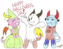 Happy Halloween by 12051993