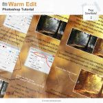 Warm Edit Tutorial by Wnison
