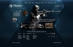 Tisas Web Design by l3w3nt