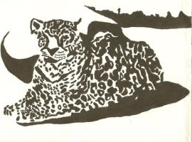 Leopard by PyroRaveHeart71