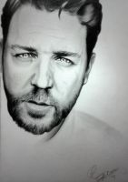 russell crowe by Silk86