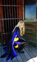 Stephanie Brown: On The Trail by kay-sama