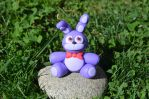 Bonnie Plush Version (Check the video tutorial!) by CraftDragons