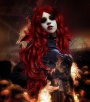 Welcome in Hell by Fae-Melie-Melusine