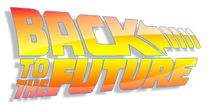 Back to the Future Logo by datamouse