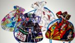 Character Bags -Set 2- by 13anana