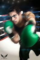 Little Mac Punches In by SFDesign21
