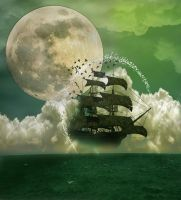 Pirates Afloat by lrasan