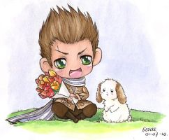 APH another holland chibi by Liedeke