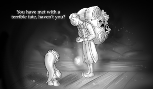 You Have Met With A Terrible Fate, Haven't You? by SamDeSamD