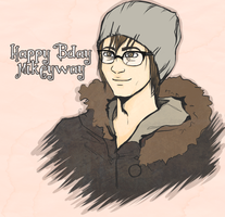 Happy Bday by killedmyhopes