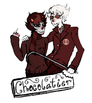 Chocolatiers by KhreeIllee