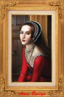 Amazing Anne Boleyn by Apollonaris