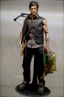 Daryl Dixon action figure The Walking Dead by Sean-Dabbs-fx
