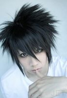 L - Death Note by jettyguy