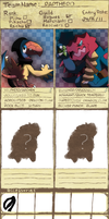 PMD - Team Rapthero by Dragonith
