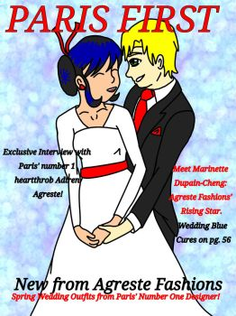 Paris First Look at the happy couple! by thecrazydragonlady15
