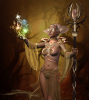 The Mother Time by Faeini