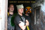 Ghost Adventure Time by CapnHannahSolo