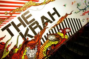 The Krah by fuctart