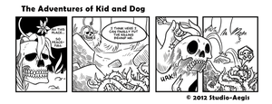 Kid And Dog - 000 by Paladin-Ciel