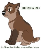 Bernard redesign by silverskystudio
