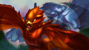 Phoenix Force Multiplayer by hybridmink