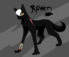raven the necromancer by reaper-neko