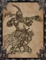 Cydreic Crossbowman Page by VielGonzales