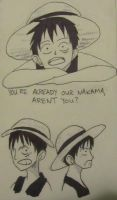 You're Already Our Nakama, Aren't You? by kingofthe3lves