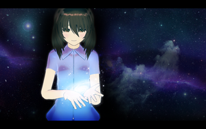 MMD Galaxy keeper by Kanahiko-chan