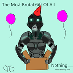 The Most Brutal Gift of all by LegoMetal44