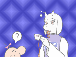 You've Come Far, Toriel (animated) by vappyvap
