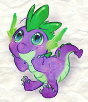 spike by homosocks