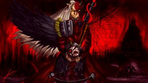 Lord Van Disrael - The Lord of The Demons by ichimoral