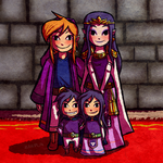 Family Picture by Zeepla