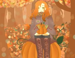 fall is coming by Lori849