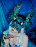 The Magic of the Morpho by serpentfeathers