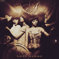 miss A - Love Alone/A Class by Cre4t1v31
