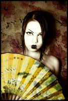 Geisha Negra by misericordia