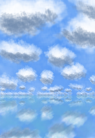 Clouds on the Horizon by PoshPete117