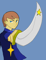 TSS OC - Prince's new weapon by moonofheaven1