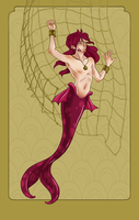 Commission: Blake The Merboy by TentacleWaitress