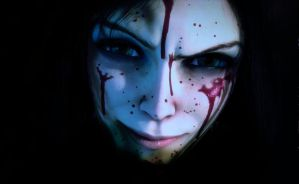 Alice Madness Returns by LookingGlassArt