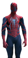 ultimate spiderman transparent by asthonx1 on deviantart