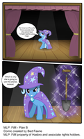 MLP: FiM - Plan B by PerfectBlue97