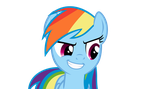 Dash Sneer by Glitched-Nimbus