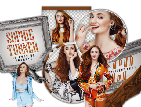 Png Pack 560 // Sophie Turner by confidentpngs