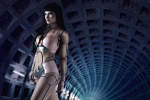 Tron by SisterSinister