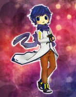Kaito Vocaloid by mmochee